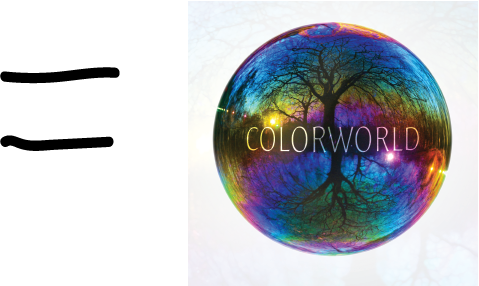 equals colorworld